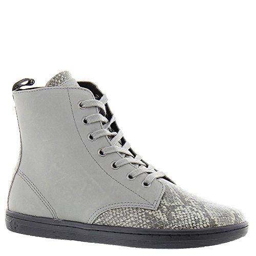 Shoe Leyton Scarpe Sneaker Grigio Donna Martens Dr D1666 Woman CHx0wIRqRA