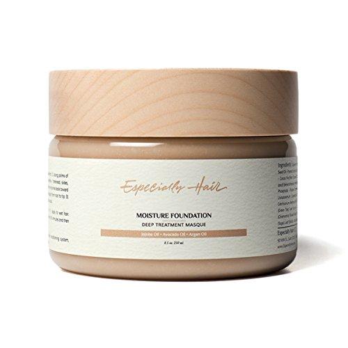 (Moisture Foundation - Deep Treatment with Argan, Avocado and Jojoba Oil)