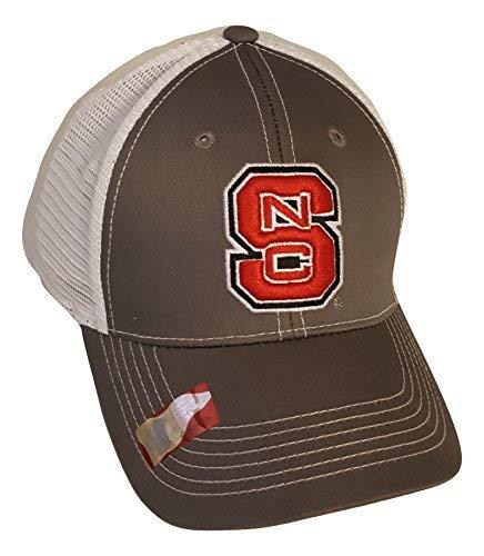 - NC State Wolfpack Cap Mesh Snapback Hat