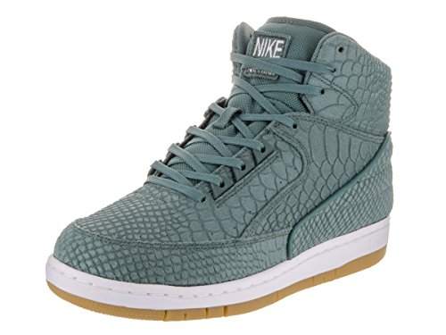 9686d36192d Galleon - Nike Mens Air Python Prm Hasta Hasta White Basketball Shoe 13 Men  US