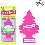 Little Trees® Car Air Fresheners Morning Fresh Scent (24 Pack)