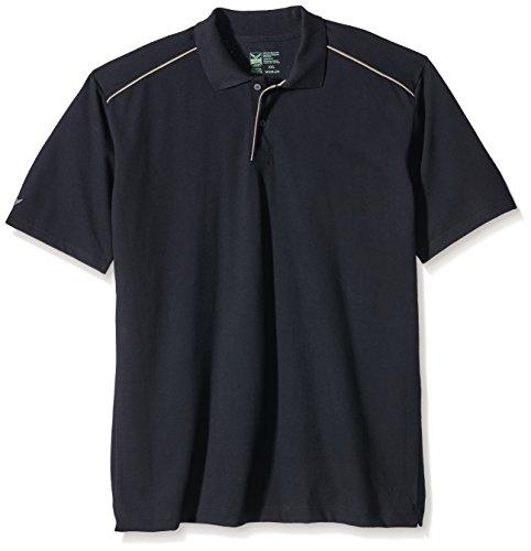 Trigema Herren Poloshirt 624670, Gr. XX-Large, Schwarz (schwarz C2C 508)
