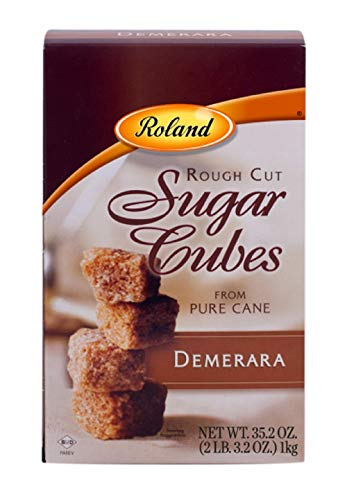 (Roland Rough Cut Demerara Sugar, 35.2-Ounce Package)