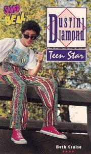 book cover of Dustin Diamond, Teen Star