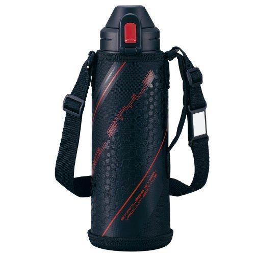 Zojirushi Stainless Steel Cool Bottle 1.03L Red Black