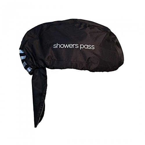 Showers Pass Waterproof Helmet Cover, Black, One Size