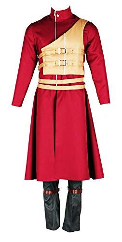 Gaara Kazekage Costumes - Chong Seng CHIUS Cosplay Costume Outfit