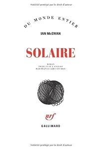 vignette de 'Solaire (France Camus-Pichon)'