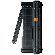 Fiskars 01-005454 Recycled SureCut Trimmer, 12 Inch, Black