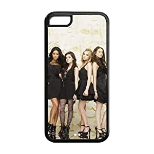 MMZ DIY PHONE CASECustomize High Quality Pretty Little Liars Back Cover Case for ipod touch 5