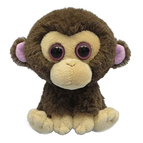 DORE Stuffed Monkey Plush Animals Little Monkey Toys for The Baby