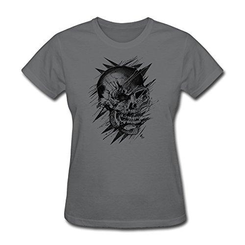 co-womens-skulls-not-dead-t-shirt-deepheather