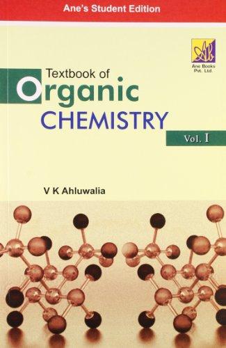 Textbook Of Organic Chemistry, Vol.I