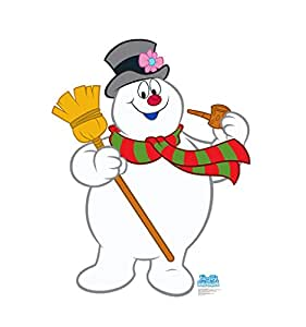 Frosty The Snowman - Advanced Graphics Life Size Cardboard Standup