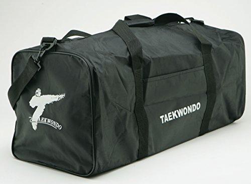 (Taekwondo Bag, Martial Arts Bag, Gear Equipment Bag MMA 10x26x10)