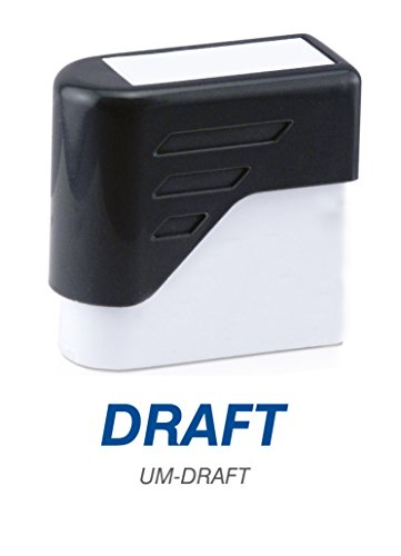 - DRAFT - Ultimark Stock Message Pre-Inked Stamp