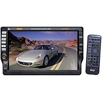 41g6h8kMOEL._SL500_AC_SS350_ amazon com pyle pld71mu 7 inch tft touchscreen dvd vcd cd mp3 cd pyle plts76du wiring harness at readyjetset.co