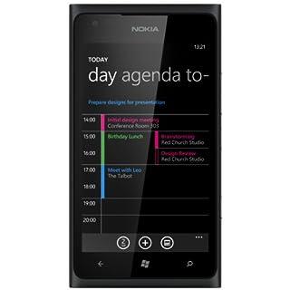 Nokia Lumia 900 16GB Unlocked GSM 4G LTE Windows 7.5 Smartphone w/ 8MP Camera - Black