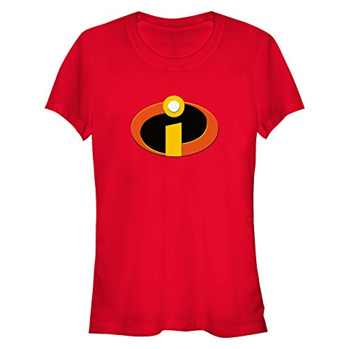 The Incredibles Mrs Incredible - Disney Women's The Incredibles Logo Graphic