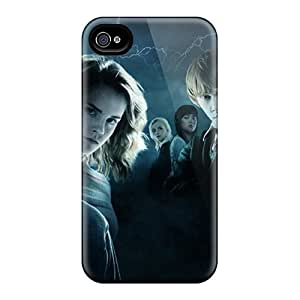 AfR7630GGIE Case Cover, Fashionable Iphone 4/4s Case - Harry Potter And The Order Of The Phoenix 6