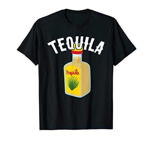 Tequila Lime And Salt Shirts, Matching Halloween T-Shirt -