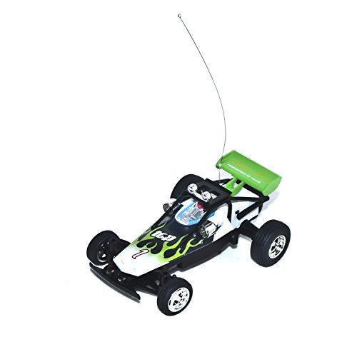 N 1/52TH Racing Car Mini Buggy, Green ()