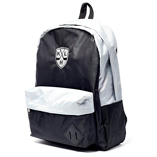 KHL ''Ice Steel'' sports backpack, black / gray by Atributika & Club