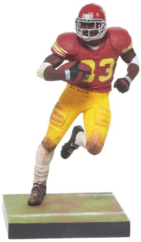 NCAA USC McFarlane 2012 College Football Series 4 Marcus Allen Action Figure (Series Football College)