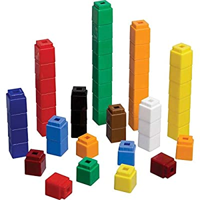 Didax Unifix Cubes, Set of 1000: Toys & Games