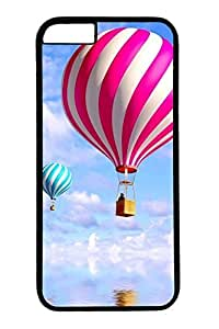 Balloon In The Sky 2 Slim Hard Cover for iPhone 6 Plus Case ( 5.5 inch ) PC Black Cases by heywan