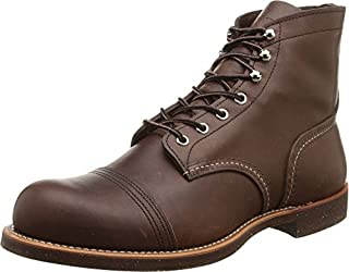 Red Wing Heritage Iron Ranger 6-Inch Boot, Amber Harness, 12 W (EE) US (B001IOICEI) | Amazon price tracker / tracking, Amazon price history charts, Amazon price watches, Amazon price drop alerts
