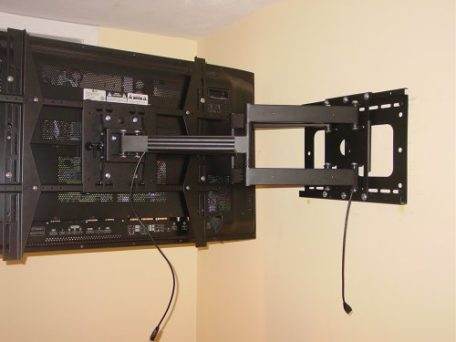 panasonic tv mount. amazon.com: unibrak unb 550 dual arm articulating cantilever lcd plasma led lfd tv wall mount extends 33 inches 42\ panasonic tv l