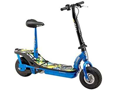 Amazon.com: Eléctrico Scooter eZip 400 – Patinete eléctrico ...