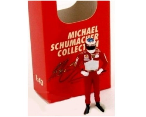 MINICHAMPS 1/43 SCALE - 510 343705 MICHAEL SCHUMACHER for sale  Delivered anywhere in USA