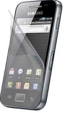 avci Base 4260310643496claire Film de protection d'écran pour Samsung Galaxy Ace S5830(Lot de 3Pack)