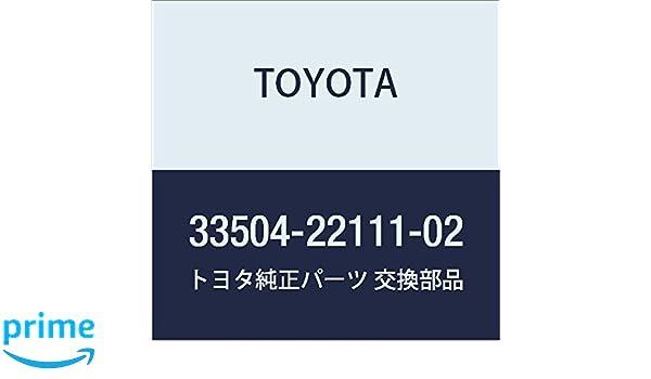 TOYOTA Genuine 33504-22111-02 Shift Lever Knob Sub Assembly