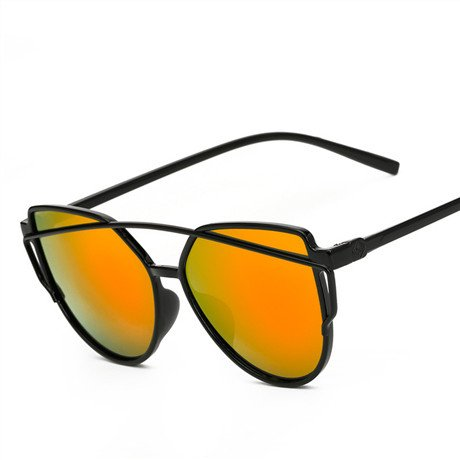 sol Espejo de Orange marca sol Hombres Conducción Oro Gafas Tonos de lujo Gafas Puntos de Femme sol GGSSYY de Mujer de Glases Gafas q5InFEWwx