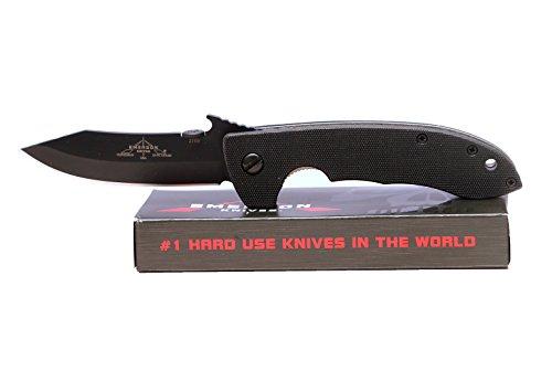 Emerson Knives Horseman Mini CQC-8 - All Models - SF,SFS,BT,BTS (BT, Black Blade)