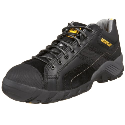 Work Boot Lace Toe Composite Argon Caterpillar Men's Black Up qzOCx6