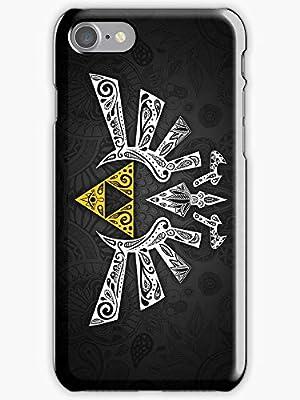 Zelda Hyrule Doodle iphone case