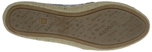 Groove Womens Tomorrow Ballet Flat Black Daze Floreale