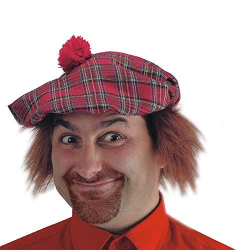 seleziona per ultimo all'avanguardia dei tempi vendita economica Cappello Scozzese kilt e capelli rossi: Amazon.it: Abbigliamento