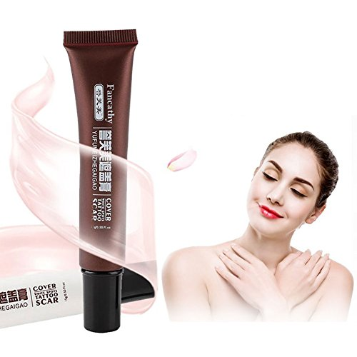 Fancathy Concealer,Tattoo Cover Up Concealer Set,Professional ...