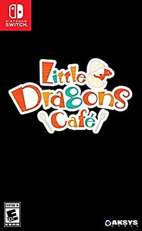 Little Dragons Café Limited Edition - Nintendo Switch
