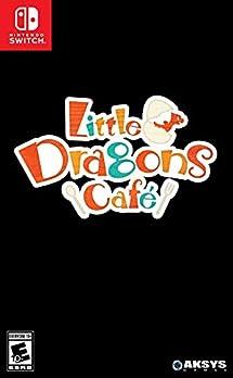 Little Dragons Café Limited Edition - Nintendo Switch