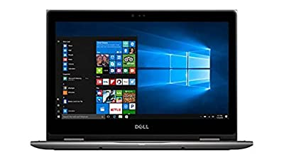 "2017 Newest Dell 13.3"" 2 in 1 Convertible FHD IPS Touchscreen Laptop (7th Intel Core i5-7200U, 8GB DDR4 RAM, 1TB HDD, Backlit Keyboard, HDMI, 802.11ac, Bluetooth, HD Webcam, Win10-Waves MaxxAudio Pro)"