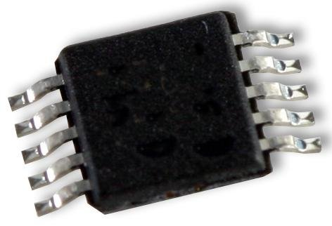 Linear Technology LTC6253IMS-7#PBF Operational Amplifier, Rail-to-Rail, 2 Amplifier, 720 MHz, 280 V/?s, 2.5V to 5.25V, MSOP, 10 Pins