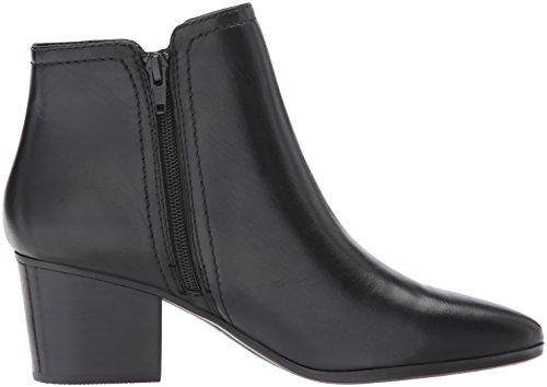 Aldo Women's Larissi Chelsea Boot, Black Leather, 7 B US