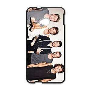 One Direction HTC One M7 Cell Phone Case Black