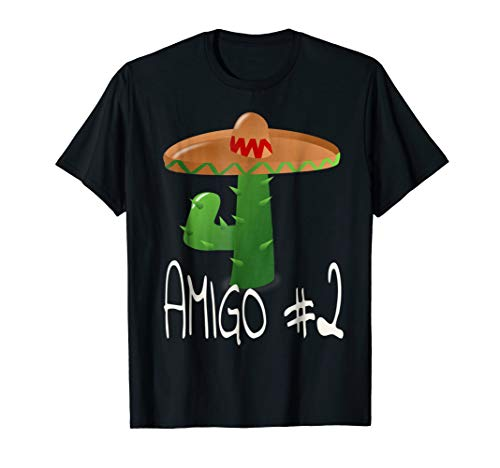 Amigo #2 Funny Group Halloween Costume Idea Adults or Kids -